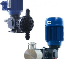 Dosing pumps and  skids