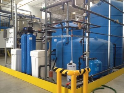 "Wastewater treatment plant ""Dovista"""